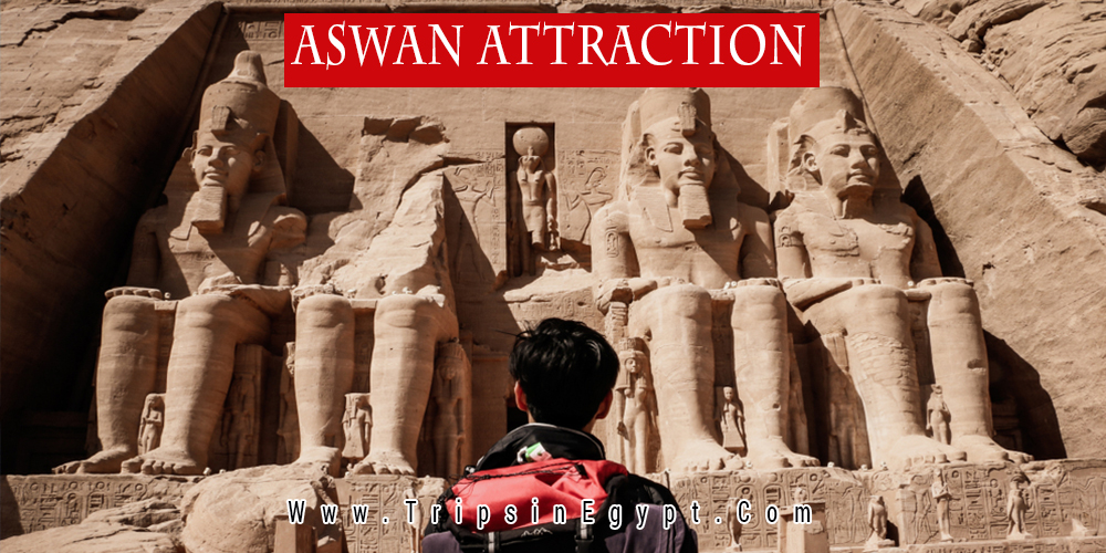 Aswan Attractions - Trips in Egypt