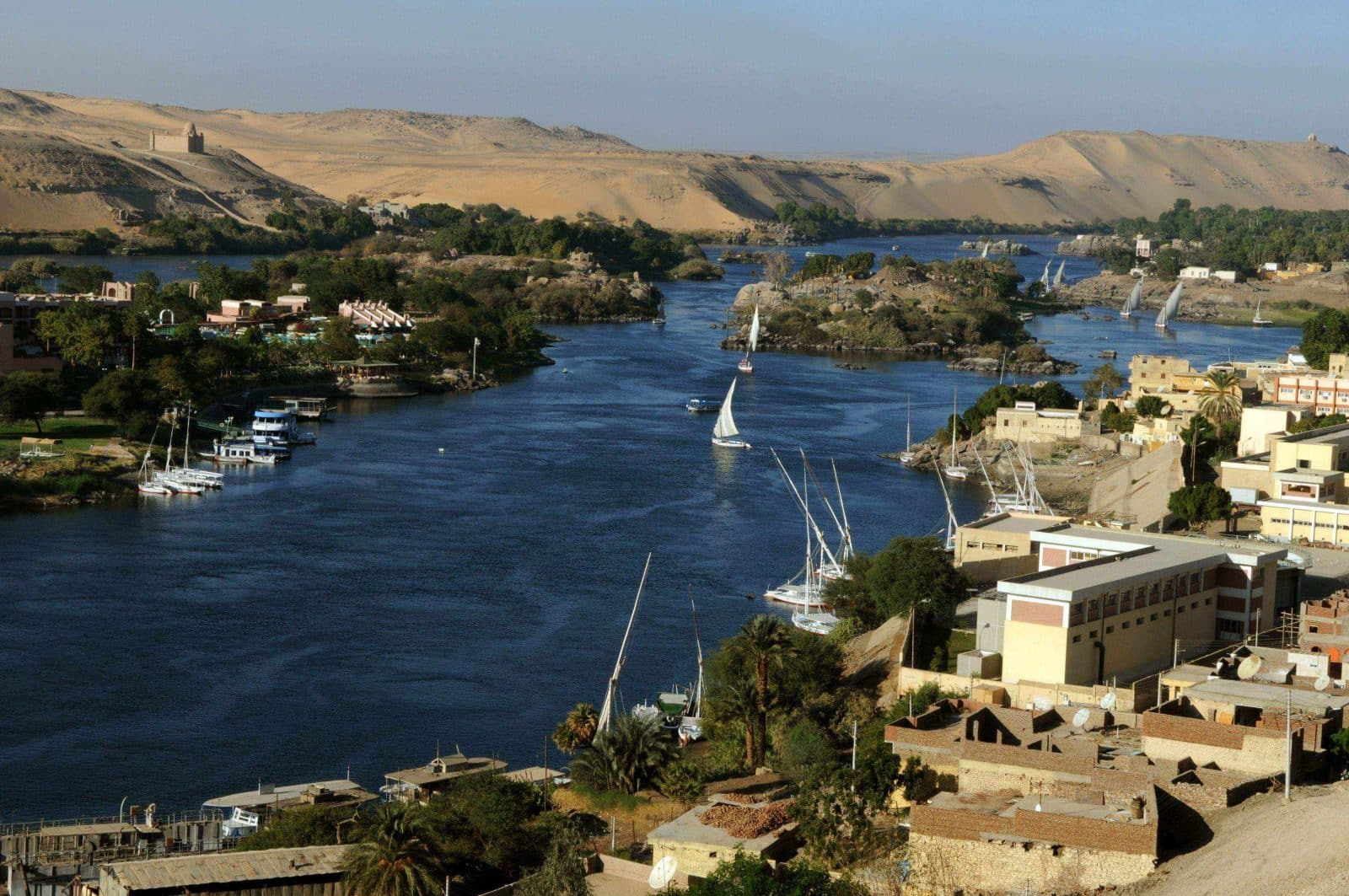 Aswan Egypt - Aswan Facts - Trips In Egypt