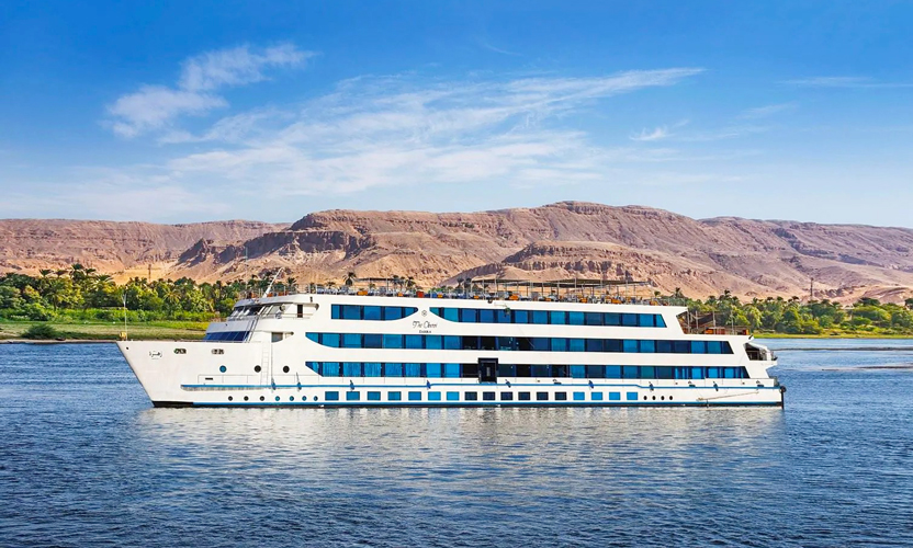 5 Days Nile Cruise Luxor to Aswan | 4 Nights Nile Cruise Itinerary