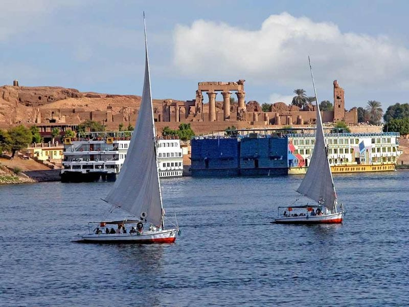 7 Night Nile Cruise Itinerary Aswan to Luxor | 8 Day Nile Cruise Itinerary