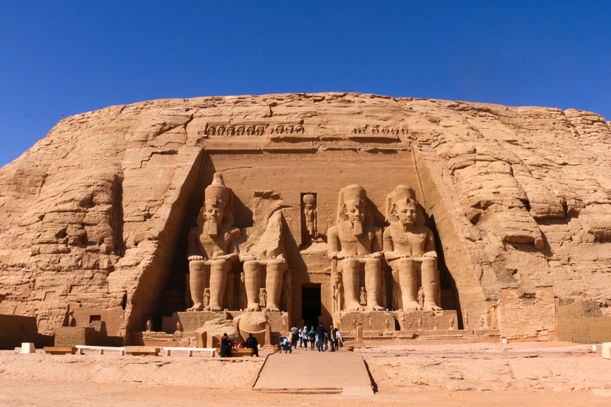 Abu Simbel | 7 nights nile cruise from luxor to aswan | Tripsinegypt