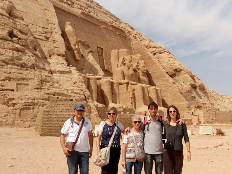 Abu Simbel Temple - Aswan to Abu Simbel Tour By Plane - Trips In Egypt
