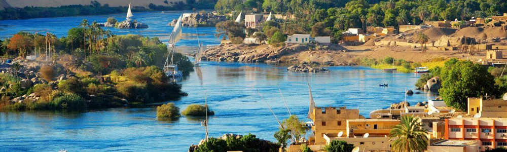 Aswan City - 8 Days Nile Cruise from Luxor to Aswan - Trips in Egypt