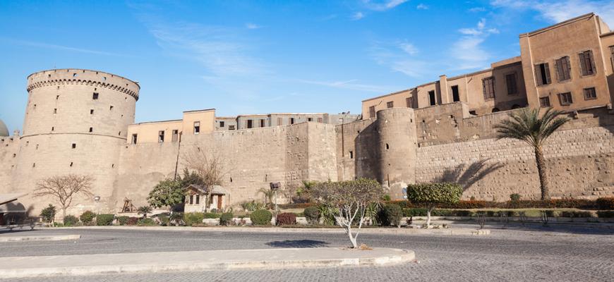 Cairo Citadel | 4 Days in Cairo Egypt | TripsInEgypt