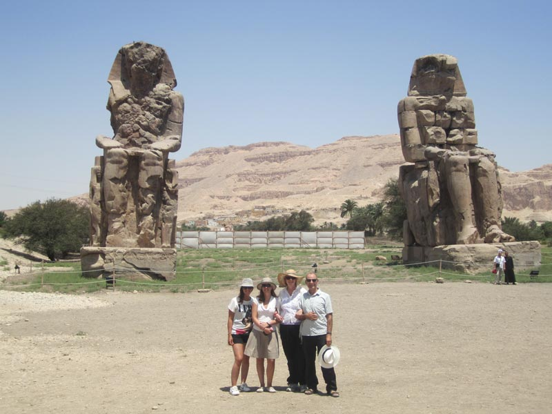 Private Panoramic Tour of Egypt Landmarks from Hurghada in 3 Days