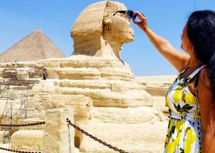 Day Trip to Pyramids from Cairo Airport - Trips in Egypt