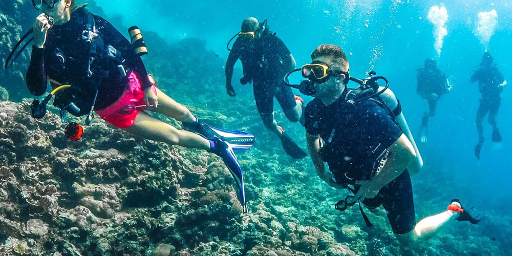 Diving Hurghada Excursions - Trips in Egypt