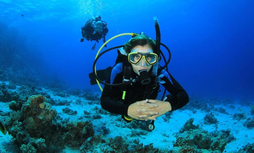 Diving in Hurghada | Hurghada Diving | Hurghada Red Sea Diving