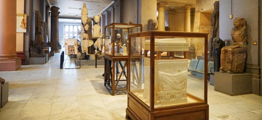 Egyptian Museum | 4 Days in Cairo Egypt | TripsInegypt