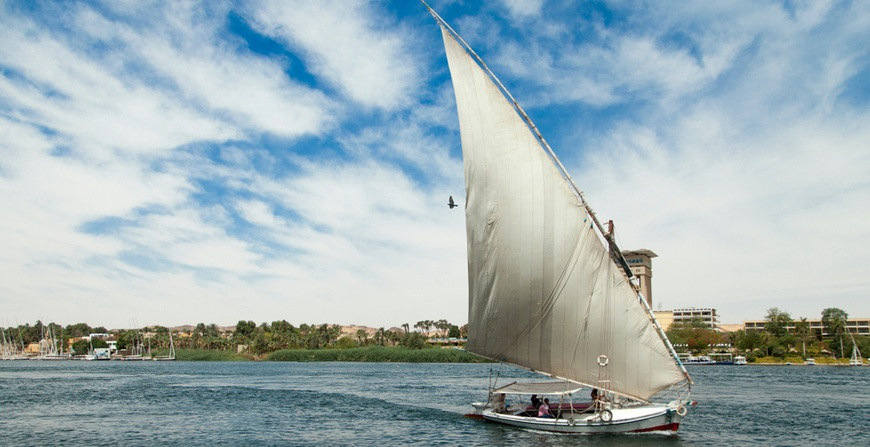 Nile Felucca | TripsInEgypt