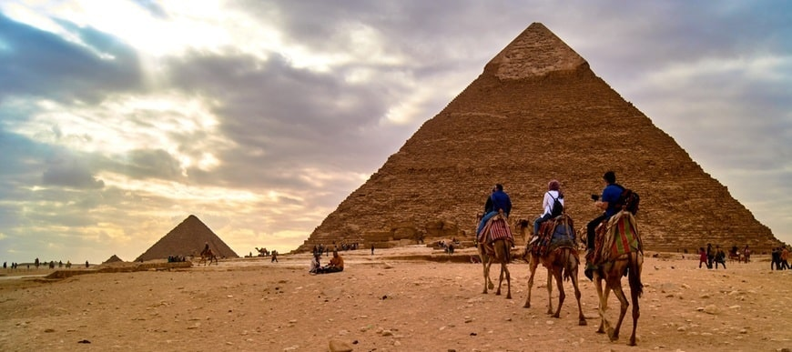 Giza Pyramids - 2 Days egypt tour