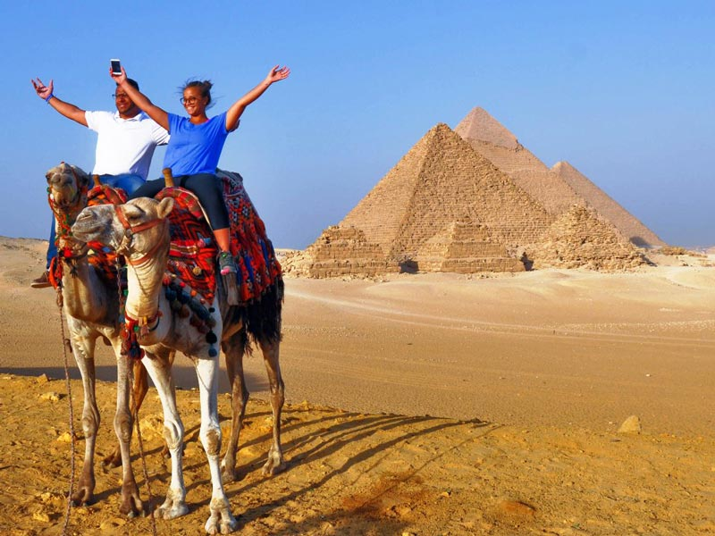 Giza Pyramid Complex - Marsa Alam to Cairo Day Trip - Trips In Egypt