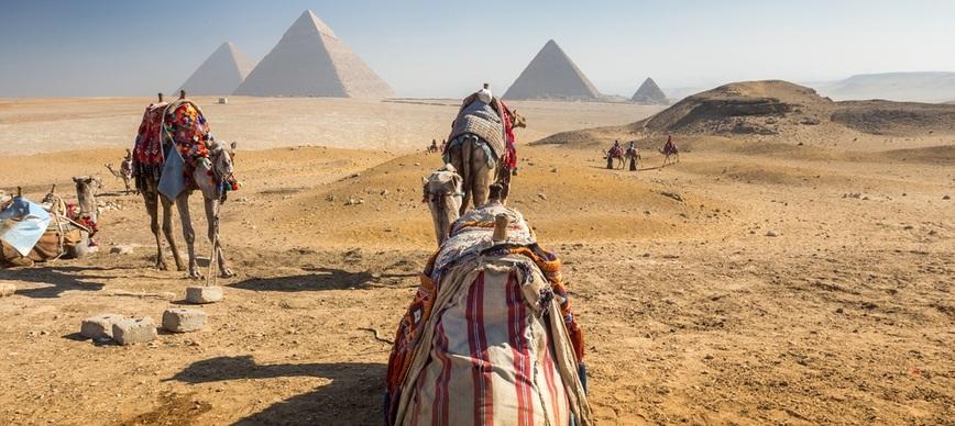 Giza Pyramids - 3 Days tour in egypt - TripsInEgypt
