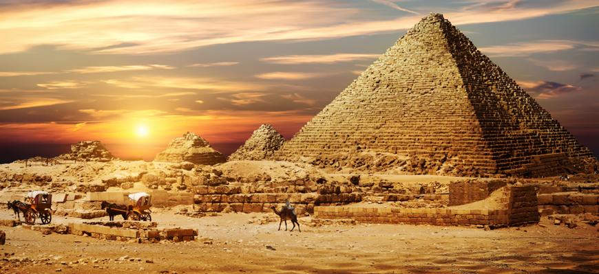 Giza Pyramids | 4 Days in Cairo Egypt | TripsInEgypt