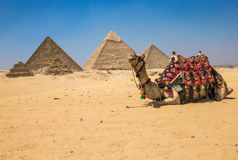 Giza Pyramids - 5 Days Egypt Cairo & Alexandria Tour - TripsInEgypt