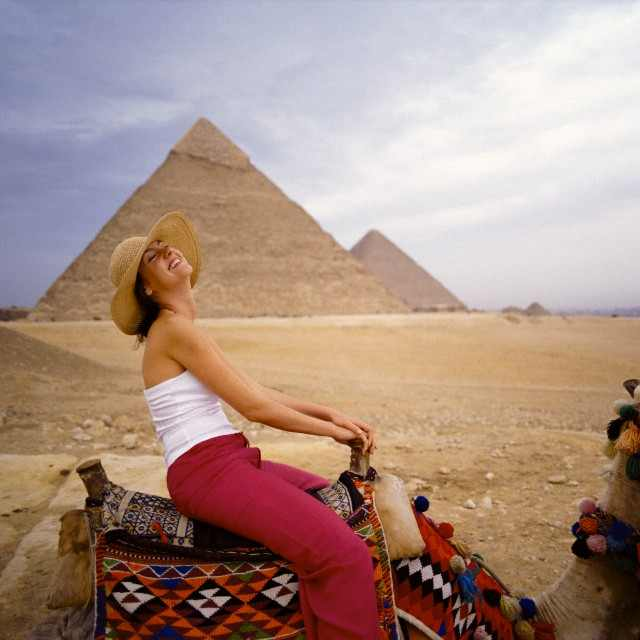 Giza Pyramids - Best of Egypt from Hurghada - Trips In Egypt