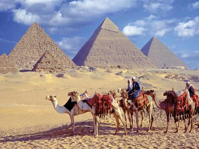 Giza Pyramids - Egypt Tours 2019 - Trips In Egypt