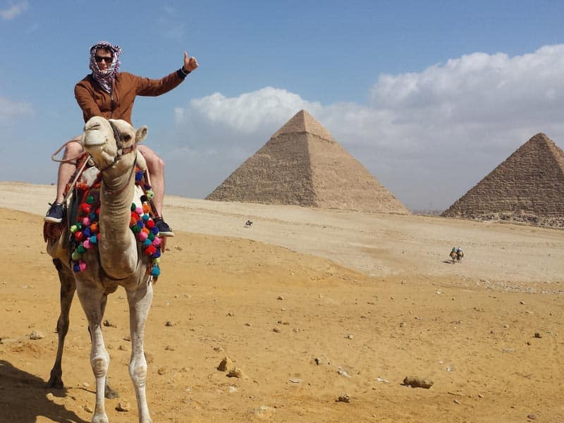 Unbelievable 2 Days Tours from Safaga Port to Cairo & Luxor