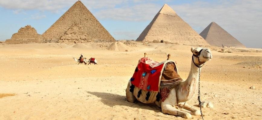 Giza Pyramids Complex | 15 days Egypt tour | TripsInEgypt