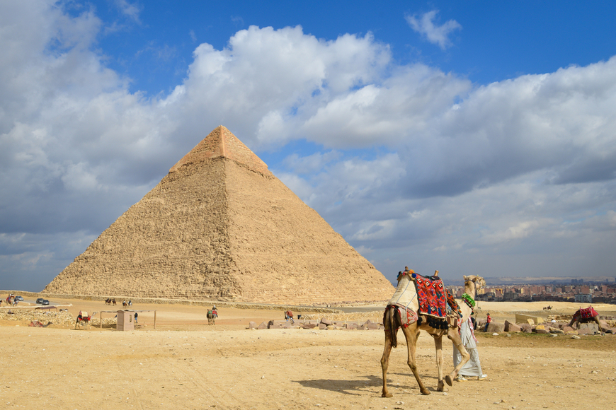 Giza Pyramids | Day Tours to Cairo from Hurghada | TripsInEgypt