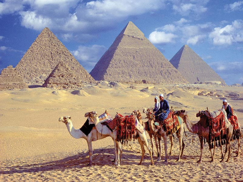 Giza Pyramids - Day Trip from Cairo - Trips In Egypt