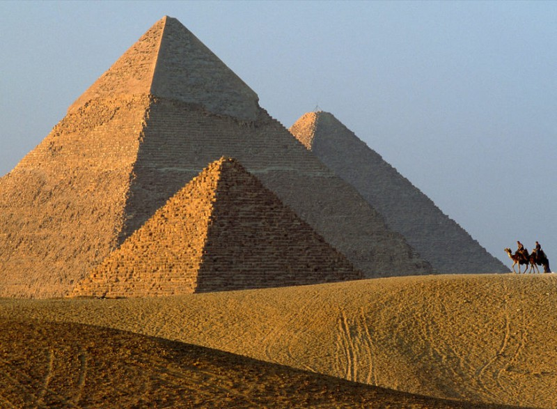 Giza Pyramids - Day Trip from Cairo to Pyramids - Trips In Egypt