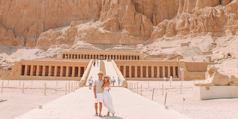 Hatshepsut Temple - 2 Days Tour to Luxor and Aswan from Port Said - Trips in Egypt