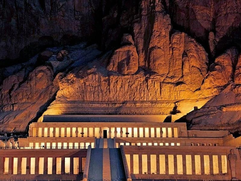 Hatshepsut Temple - Luxor Tour from Cairo - Trips In Egypt