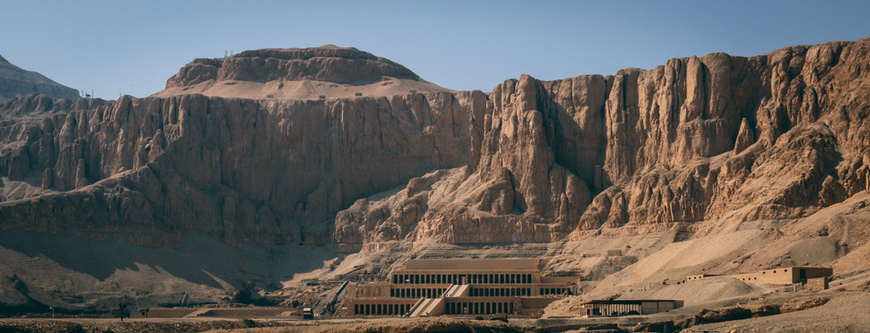 Hatshepsut Temple - Tour in Luxor - Trips in Egypt