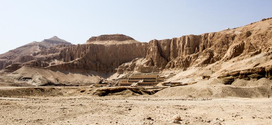 Hatshepsut's Temple - Cairo & Nile Cruise Package - TripsInEgypt