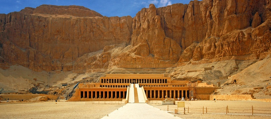 Hatshepsut's Temple | Nile Cruise from Marsa Alam | TripsInEgypt