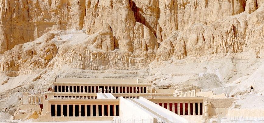 Hatshepsut's Temple | Luxor Trips from Hurghada | TripsInEgypt