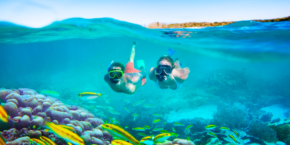 Hurghada Snoreking Excursions - Trips in Egypt