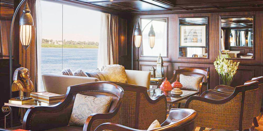 Inside the Nile Cruise - Nile Cruise from Hurghada - Trips in Egypt