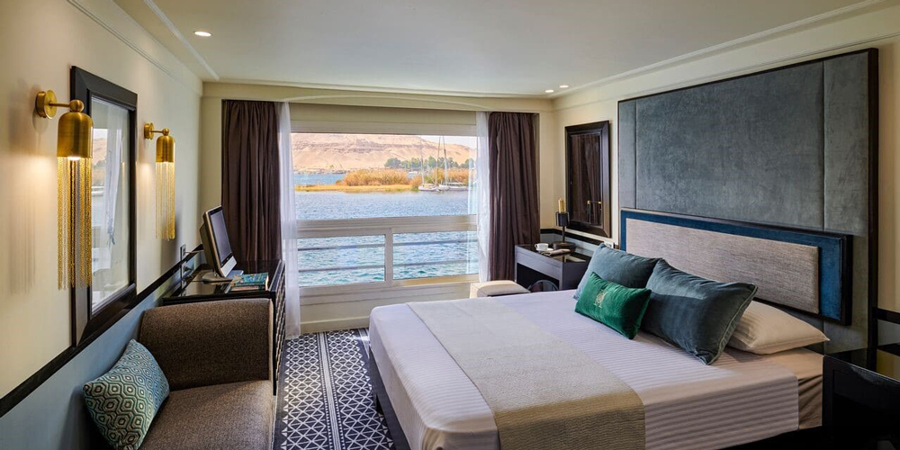 Inside the Nile Cruise - 7 Nights Nile Cruise Itinerary Aswan to Luxor - Trips in Egypt