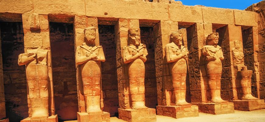 Karnak Temple - 5 Days Nile Cruise Luxor to Aswan - TripsInegypt