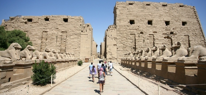 Karnak Temple | Nile Cruise from Marsa Alam | TripsInEgypt