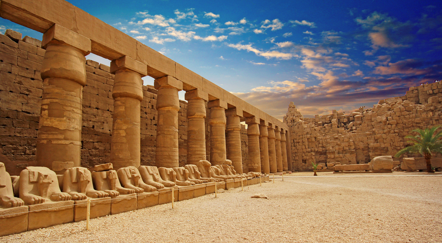 Karnak Temple | Day Trip From Hurghada to Luxor | Trips In Egypt
