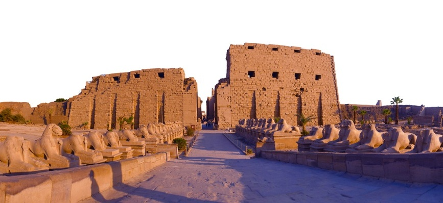 Karnak Temple - Day trip to luxor from cairo - TripsInEgypt