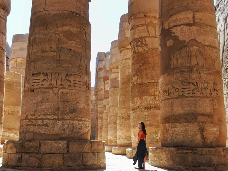 Karnak Temple - Luxor Tour from Cairo - Trips In Egypt
