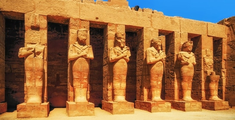 Karnak Temple - 2 Days egypt tour