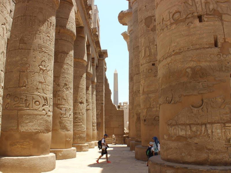 Karnak Temple - Aswan to Luxor Tour - Trips In Egypt