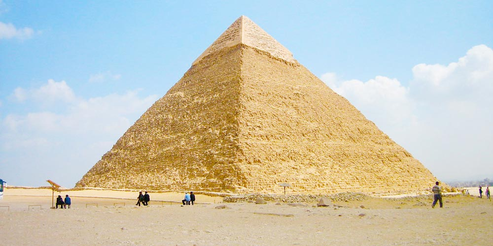 Khafre Pyramid - Private Day Trip from Hurghada to Cairo by Car - Trips in Egypt