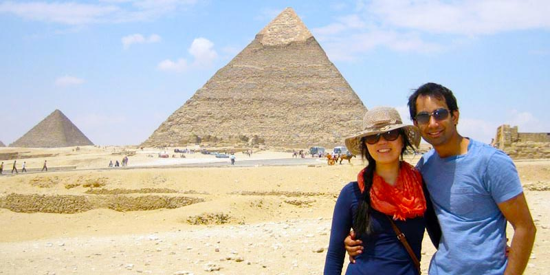 Tour to Giza Pyramids and The Step Pyramid From Sokhna Port | sokhna port ours