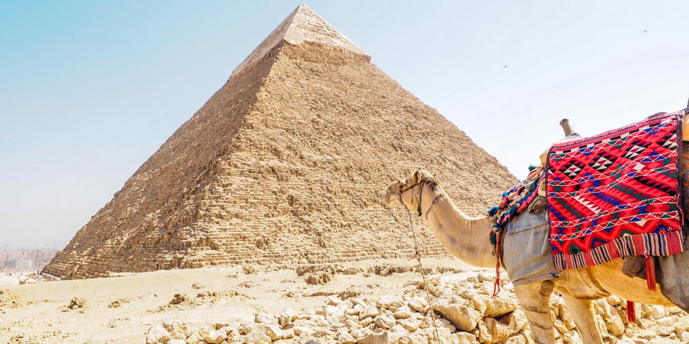 Khafre Pyramid - Trips to Cairo and Luxor from Hurghada - Trips in Egypt