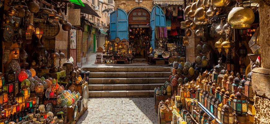 Khan El Khalili | 4 Days in Cairo Egypt | TripsInEgypt