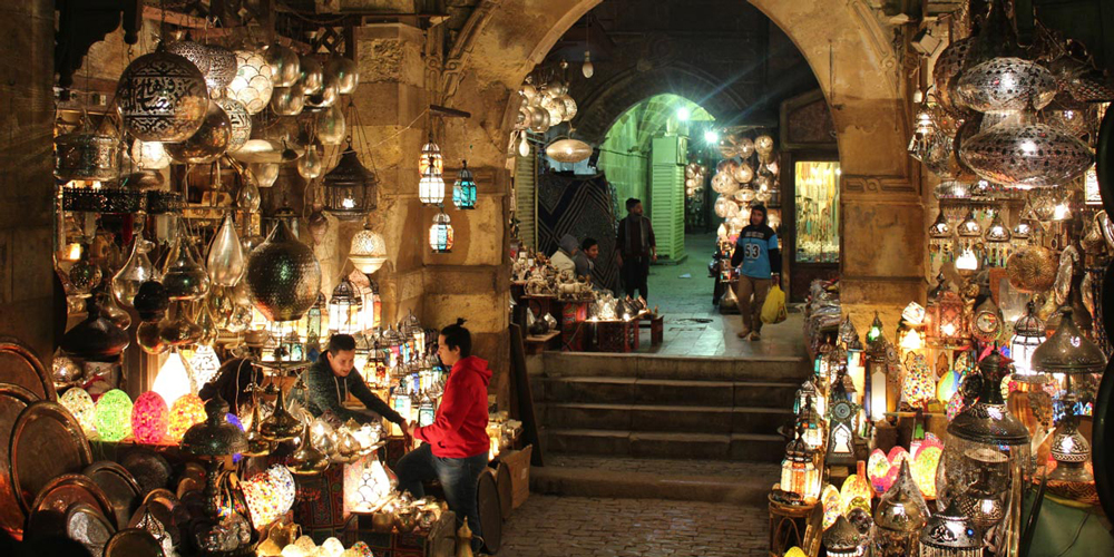 Khan El Khalili Bazaar - 4 Days in Cairo - Trips in Egypt
