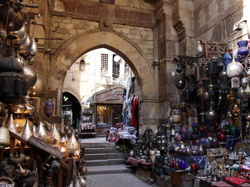 Khan El Khalili - Day Trip from Cairo - Trips In Egypt