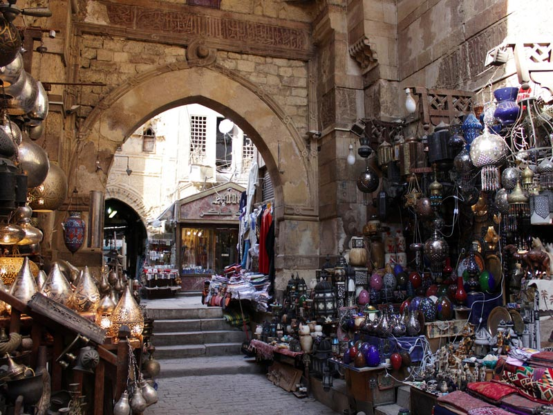 Khan El Khalili - Day Trip from Hurghada to Cairo by Plane - Trips In Egypt