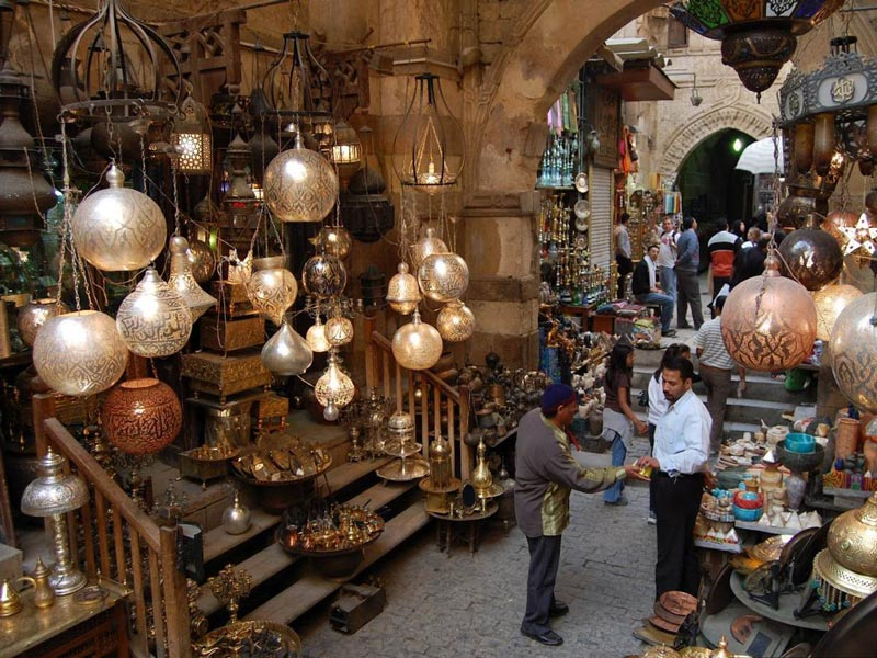 Khan El Khalil Market - Cairo Stopover Tour - Trips In Egypt